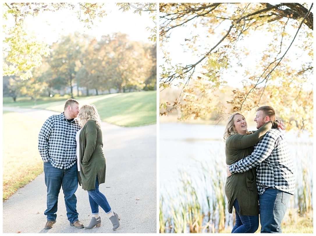 Lakewood Forest Preserve Engagement_0416